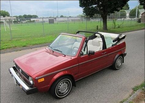 volkswagen rabbit convertible for sale 1981 volkswagen rabbit convertible driver german cars