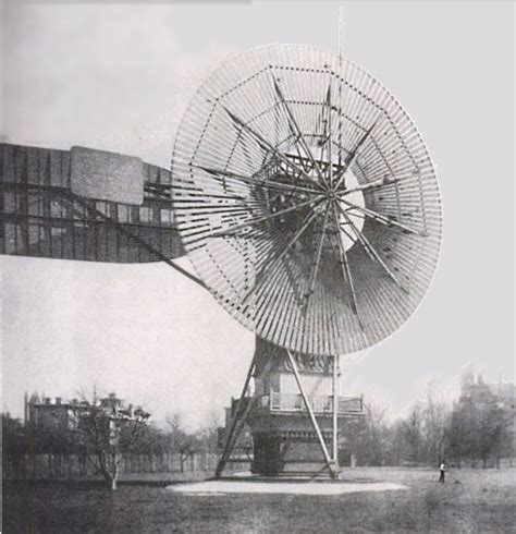 america s wind turbine generated electricity in 1888
