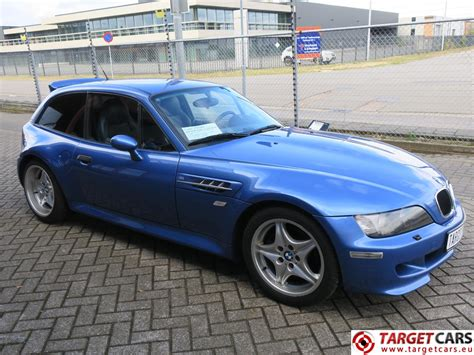 bmw coupe used used 1999 bmw z3m coupe for sale in es eindhoven pistonheads
