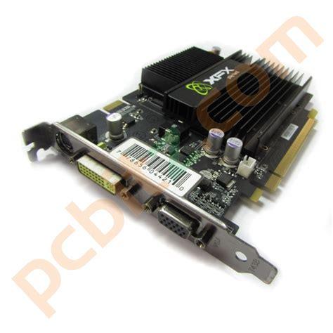 Vga Card Xfx xfx nvidia geforce 8500gt 512mb ddr2 dvi vga graphics card