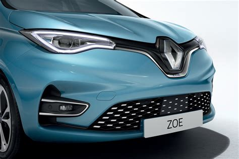 Renault Electric 2020 by 2020 Renault Zoe Revealed With Improved 242 Of