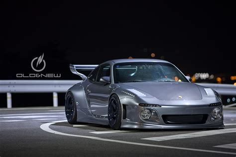 911 Wide Kit by Pasmag Performance Auto And Sound New Porsche