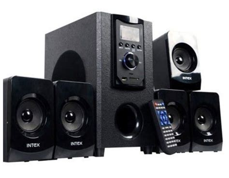 intex home theater  channel  fmusbsdremote