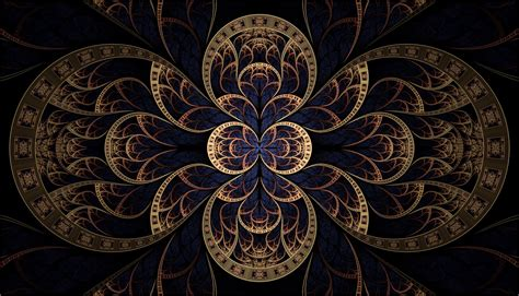 pattern theme download hd abstract fractal pattern latest art collection free