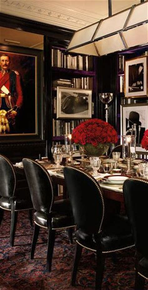 ralph lauren dining room ralph lauren dining room