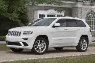 Jeep Grand Cherooke 2016 Jeep Grand More Power And Mpgs Less Weight