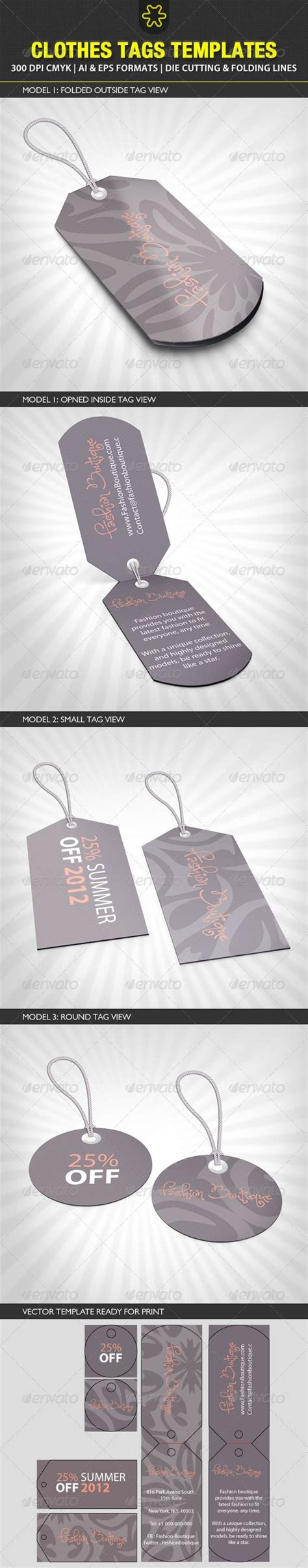17 Best Images About Tags Labels On Pinterest Spotlight Gift Tags And Tag Templates Clothing Label Template