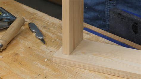 joint variation stopped housing dado common woodworking