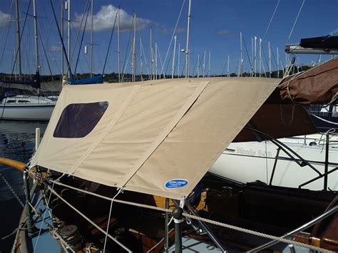 sailboat awning sailboat awnings biminis boom tents boat awnings
