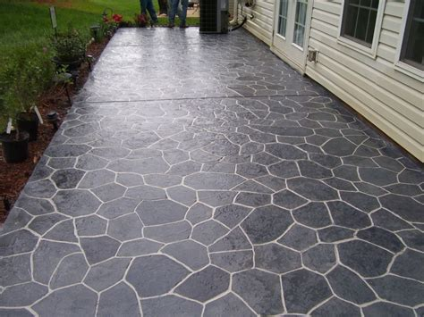 Sted Concrete Design Ideas by Concrete Acid Staining In Concord Nc Concrete Designs