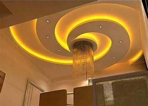 Round Kitchens Designs latest 50 pop false ceiling designs for living room hall 2018
