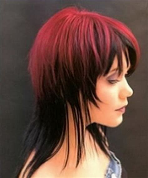 coupe cheveux effile