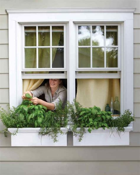 small window boxes 35 genius small garden ideas and designs