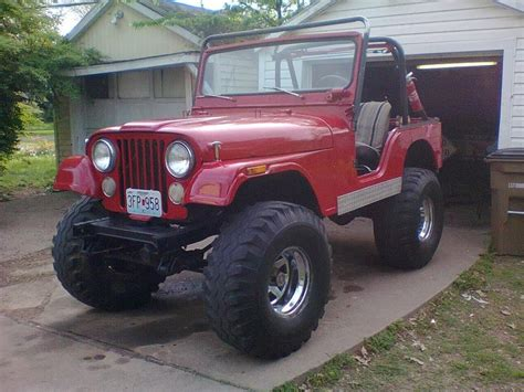 1974 Jeep Cj7 1974 Cj 5 Jeep Cj Forums