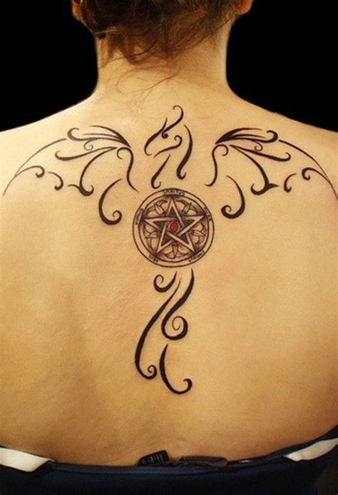wiccan tattoos for men spiritual design for religious