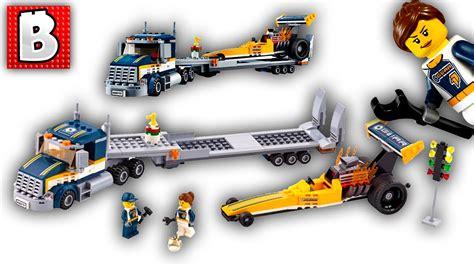 Produk Istimewa Lego City 60151 Dragster Transporter lego city dragster transporter 60151 live build and review
