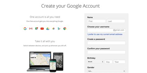 create account how to properly create your business accounts