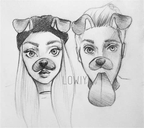 instagram media  lowiy  eyes  snapchat filter
