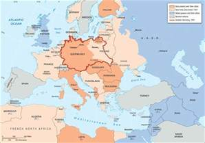 German Map Of Europe by Europe In Germany S Grasp Facing History And Ourselves