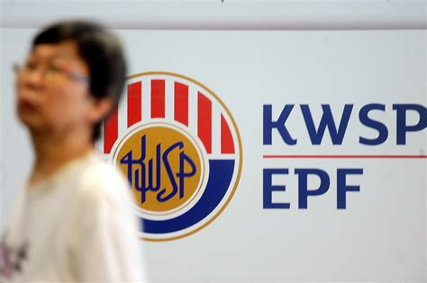 contributors expecting higher epf dividend says mtuc kwsp new logo the malaysian reserve