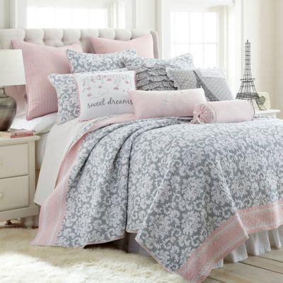 Levtex Home Margaux Reversible Quilt Set Bed Bath Beyond Homesense Bedding Sets