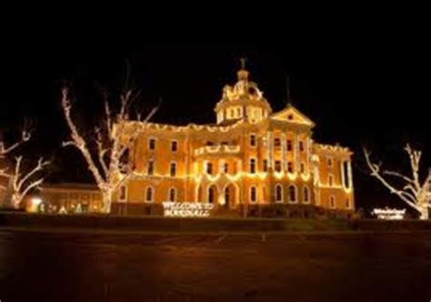 wonderland lights marshall tx marshall texas 2017 wonderland of lights tourism hotels