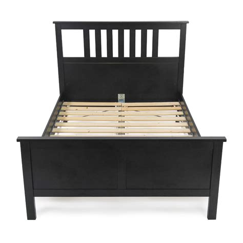 queen bed frame headboard 37 off boconcept boconcept black queen bed frame beds