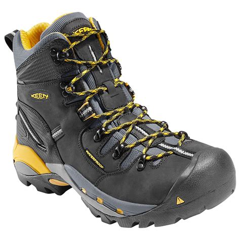 keen safety shoes s keen steel toe waterproof work boot pittsburgh