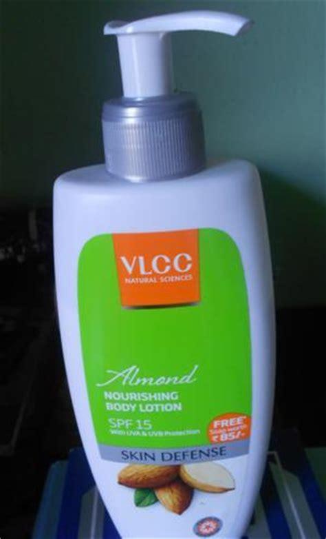 Lotion Nourishing Almond Nature vlcc sciences almond nourishing lotion with