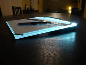 portable light table by edge effect on deviantart