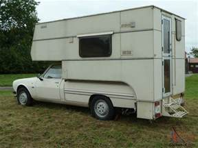 Used Twin Bed For Sale Peugeot 504 Pick Up With Demountable Classic Camper