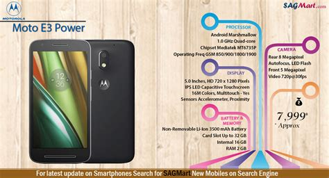 motorola moto  power price india specs  reviews sagmart
