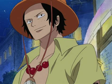 ace from one piece hurt like no other tattoos pinterest file ace as the spade captain png