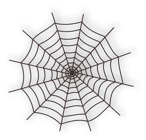 Net Animation Coloring Page | spider web clip art at clker com vector clip art online