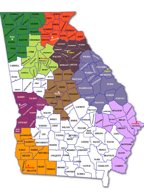 Uga Finder Find Your Center For Independent Living In Statewide Independent Living