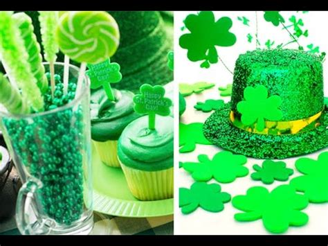 Shamrock Decorations Home 100 Diy St S Day Decorations And Crafts Easy Home And School Decor Ideas
