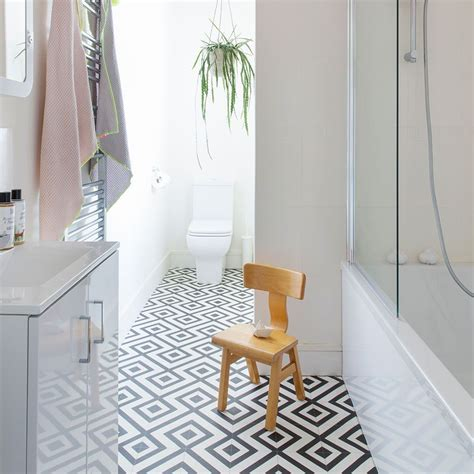 Modern Bathroom Flooring by Bathroom Ideas Designs And Inspiration Vinyl Flooring