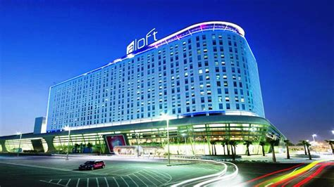Aloft Abu Dhabi   Compare Deals