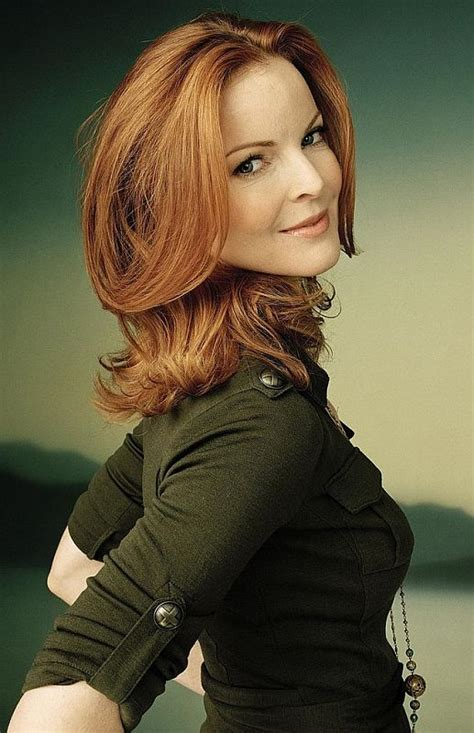 Adorable Photos Of Marcia Cross And At The Park by Beautiful 40 Part 2 Beautiful Hair And