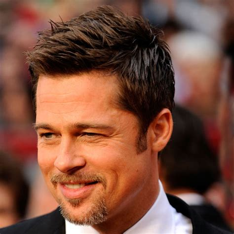 Brad Pitt Hairstyle brad pitt hairstyles pictures sweet hairstyles
