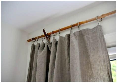 creative curtain rods 10 diy curtain rods and creative window treatments