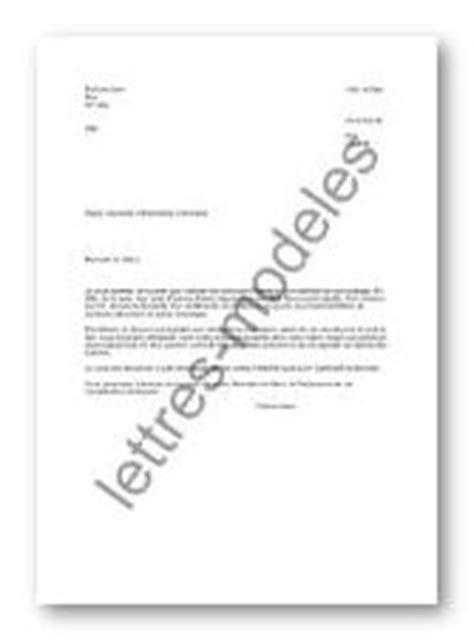 Demande De Lettre D Information Mod 232 Le Et Exemple De Lettres Type Demande D Information 224 La Mairie