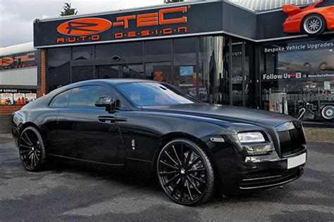 roll royce wraith on rims monoleggera f2 15 m wheels