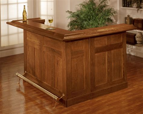 large home bar classic wood home bar furniture in oak