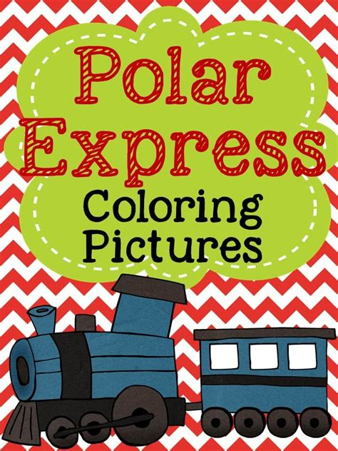 Free Coloring Pages For Polar Express Kindergartenklub Polar Express Coloring Pages Free