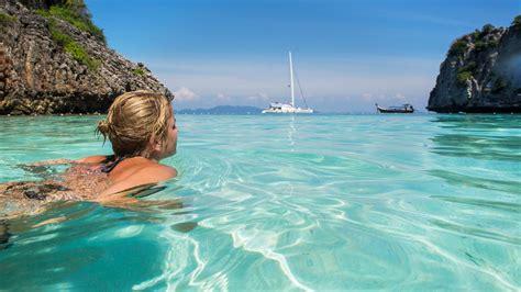 sailing thailand phuket to phuket in thailand asia g
