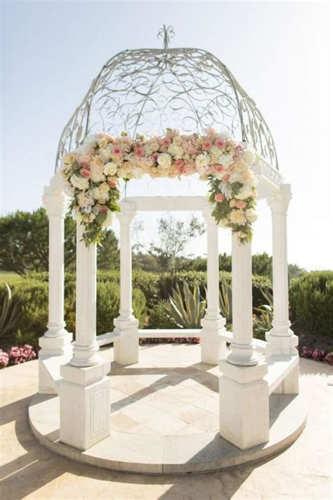 Ceremony   Gazebo For The Ceremony #2042452   Weddbook