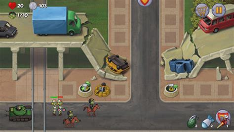 game zombie mob defense zombie town defense for android free download zombie