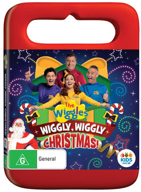 format dvd australia new the wiggles wiggly wiggly christmas dvd abc shop