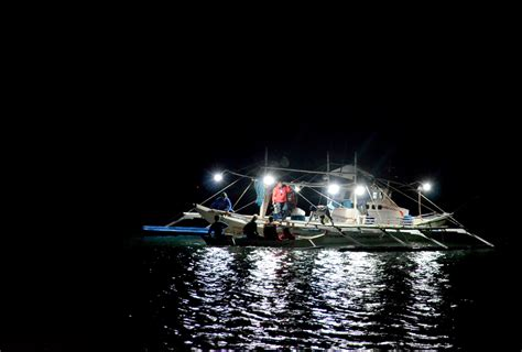 fishing boat in the philippines boat responsibly satellite devices track fishing boats in